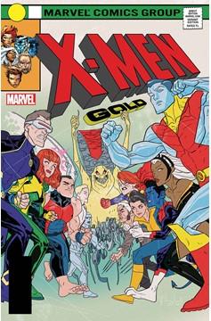 X Men Gold 13 Caldwell Lenticular Variant Legacy