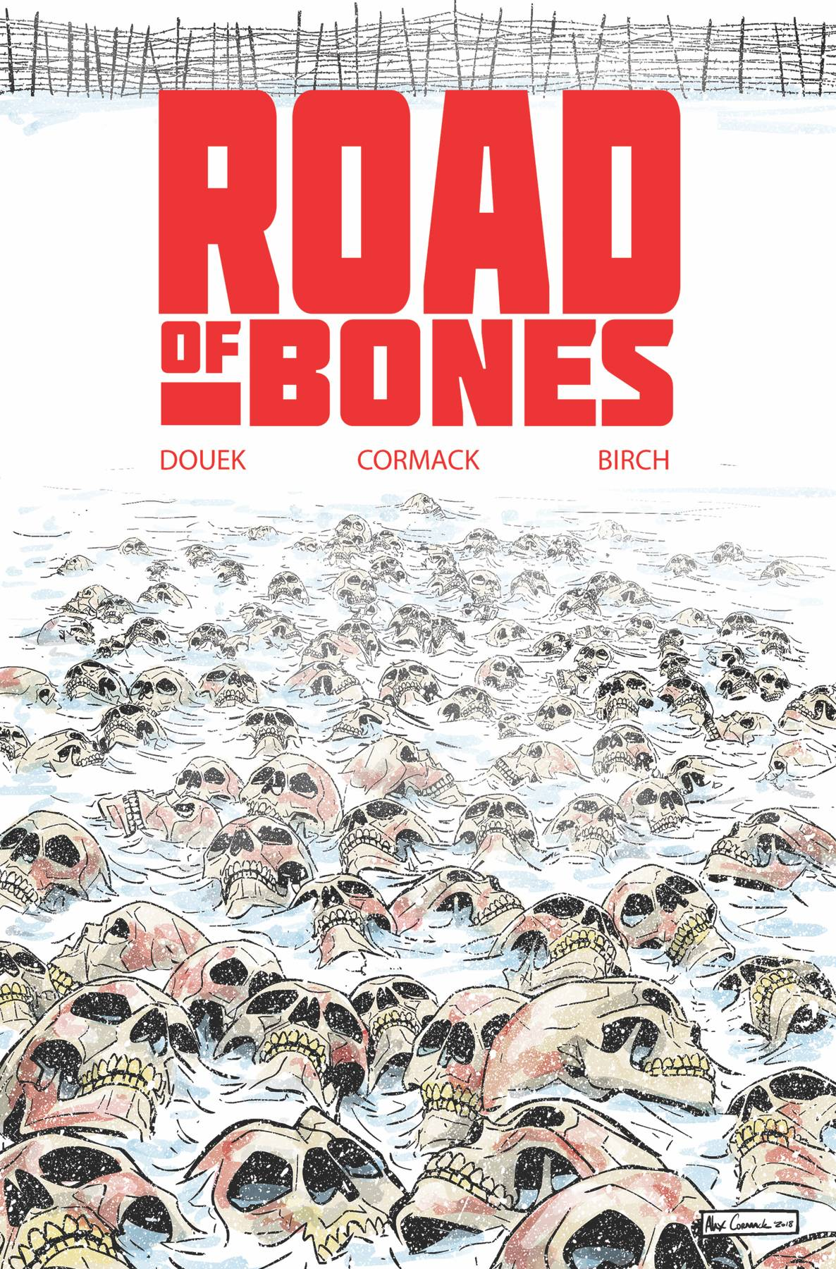 Road of Bones Graphic Novel