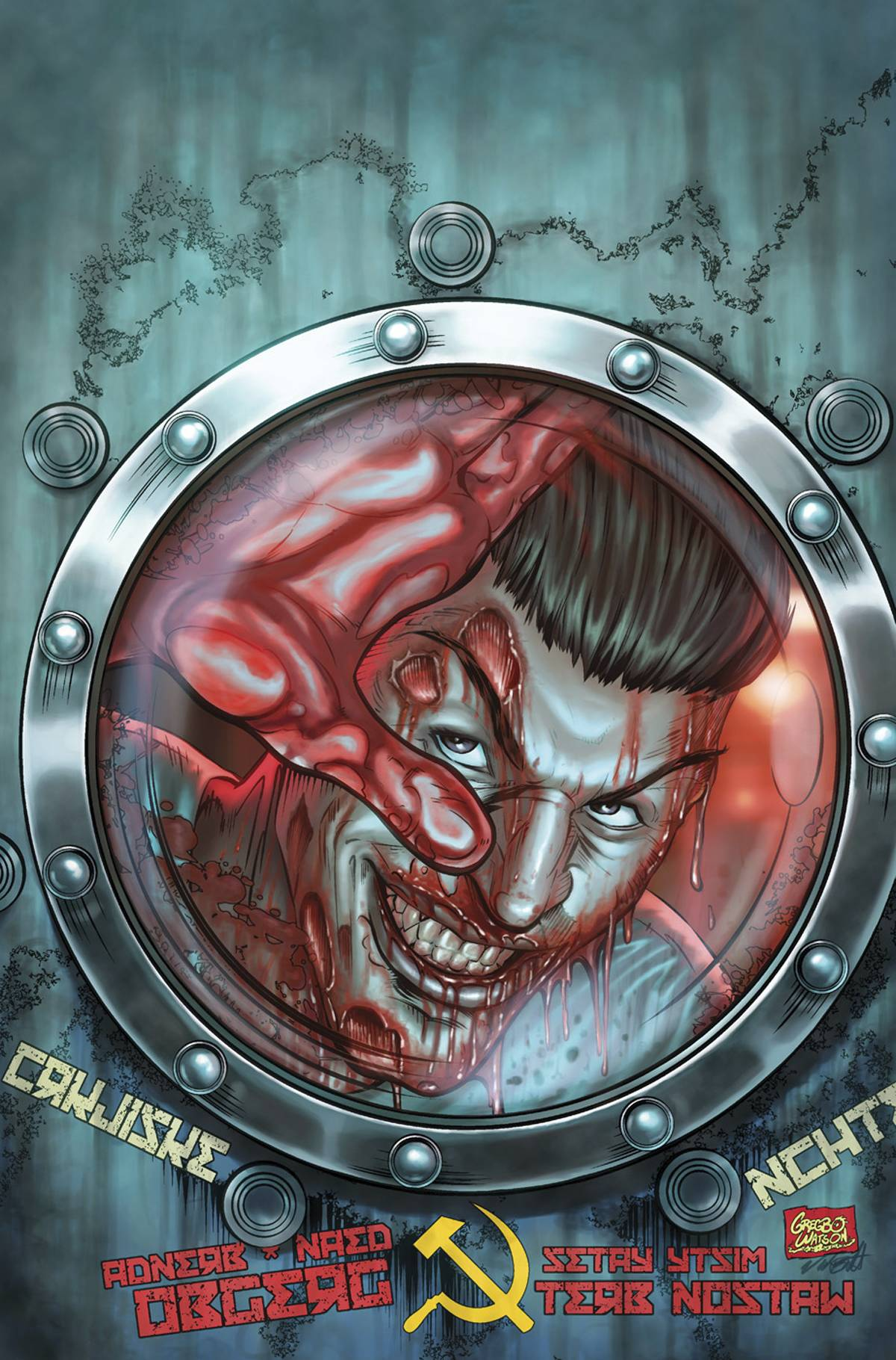 Grimm Fairy Tales Grimm Tales of Terror Volume 2 #4 A Cover