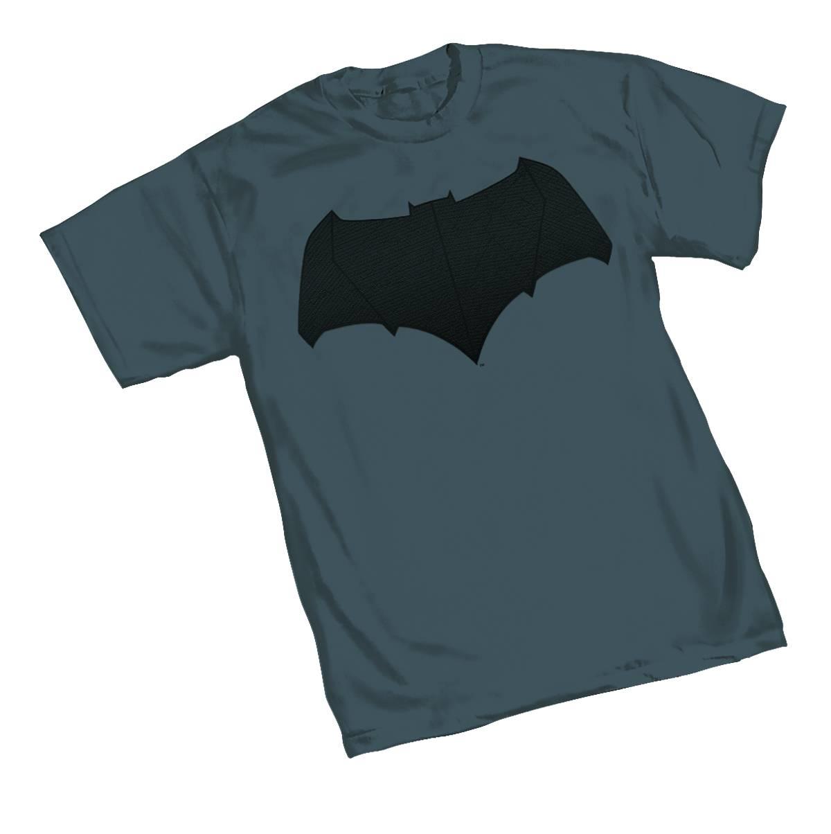 B V S Batman Symbol T Shirt Small