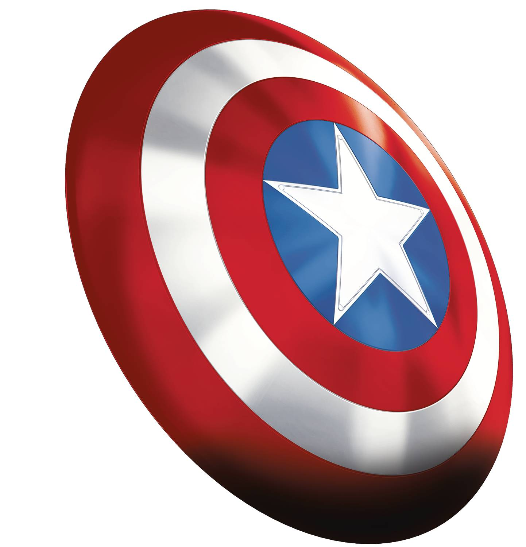 Avengers Legends Gear 80th Anniversary Captain America Shield