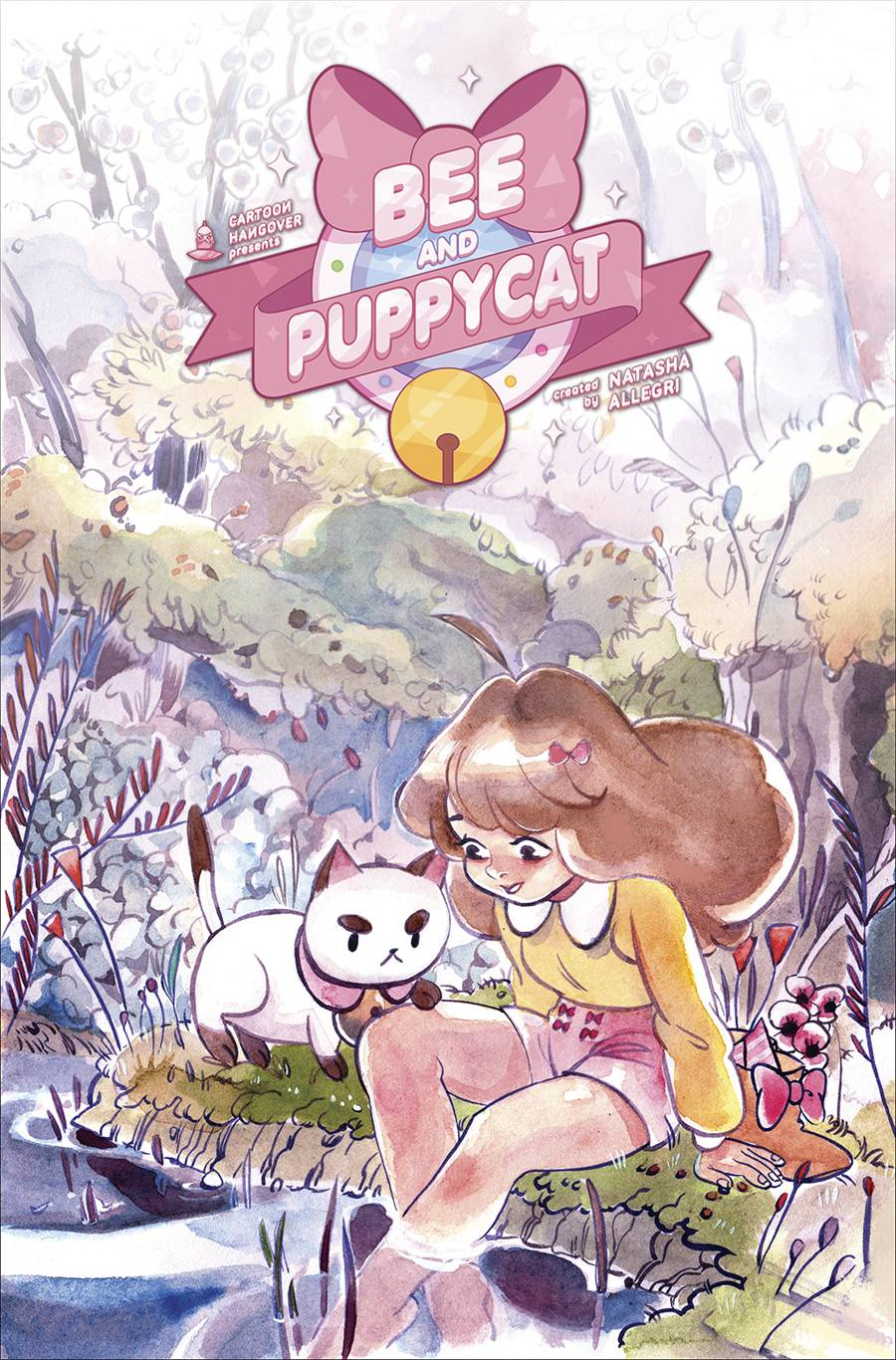 Bee And Puppycat 2 Main Covers