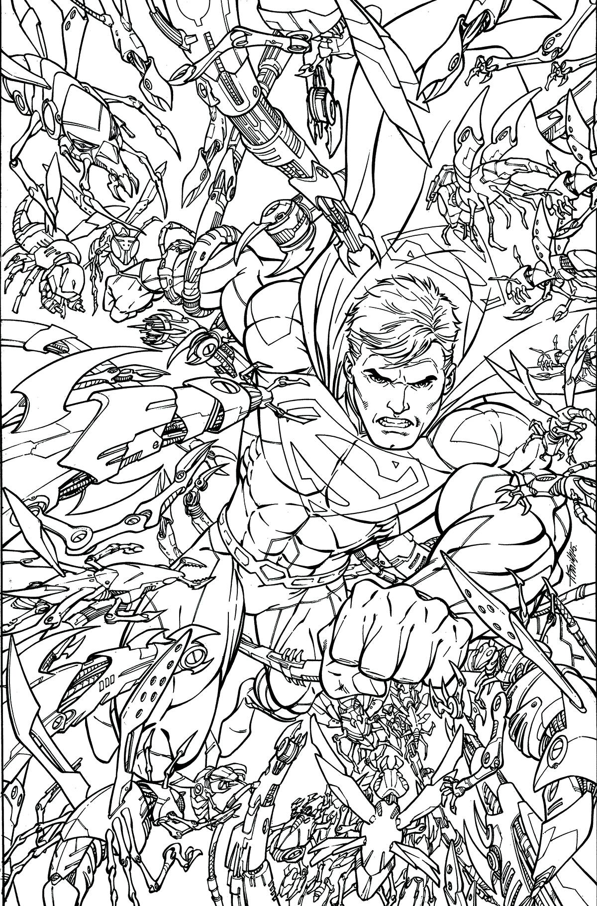 100 ideas Marvel ic Coloring Pages on gerardduchemann